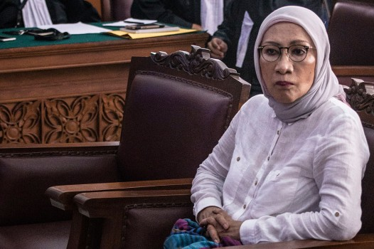 Ratna Sarumpaet Jalani Sidang Lanjutan