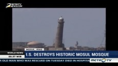 http://touch.metrotvnews.com/play/2017/06/23/719966/is-destroys-historic-mosul-mosque