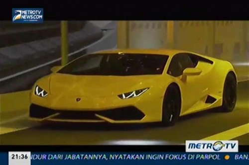 Pembukaan Geneva International Motor Show 2014