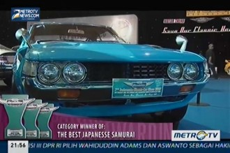 7th Indonesia Classic Car Show 2013