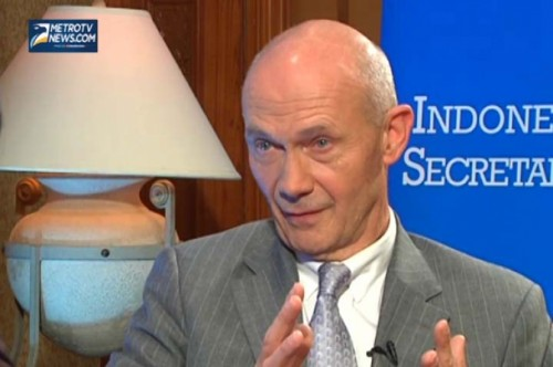 Face To Face: Pascal Lamy (1)
