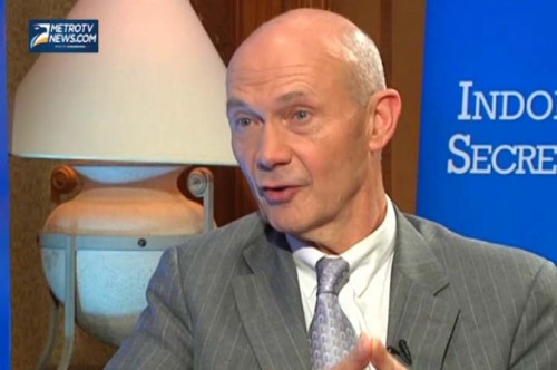 Face To Face: Pascal Lamy (2)