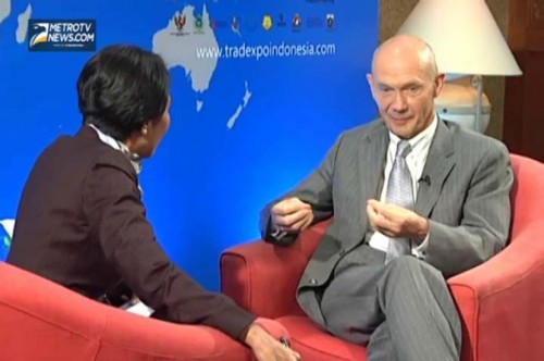 Face To Face: Pascal Lamy (4)