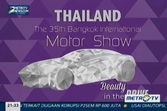 Opening The 35th Bangkok International Motor Show