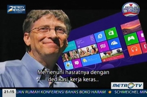 Face To Face: Bill Gates (2)