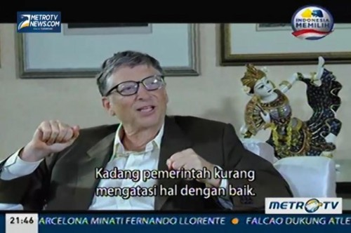 Face To Face: Bill Gates (4)