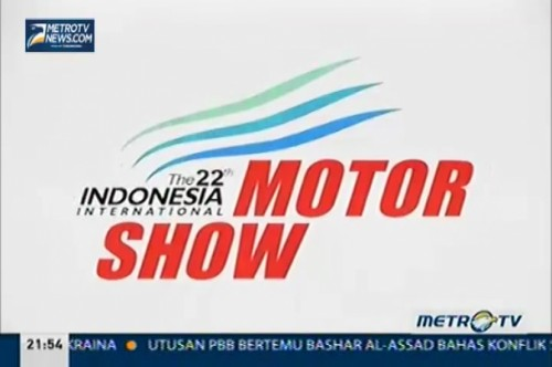 Jelang Indonesia International Motor Show 2014