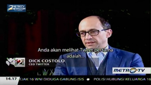 Face to Face with Dick Costolo (2)