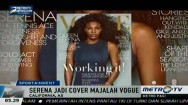 Serena Williams Jadi Model Majalah Vogue