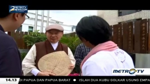 Face to Face with Master Chin Kung (1)