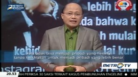 Mario Teguh Golden Ways: Hening (7)