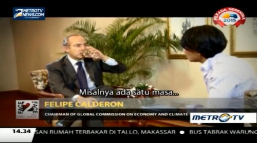 Face to Face with Felipe Calderon (3)