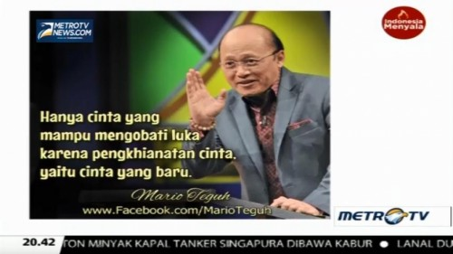 Mario Teguh Golden Ways: Super Telikung (6)