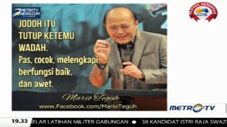 Mario Teguh Golden Ways: True Jodoh