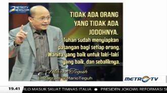 Mario Teguh Golden Ways: True Jodoh (2)