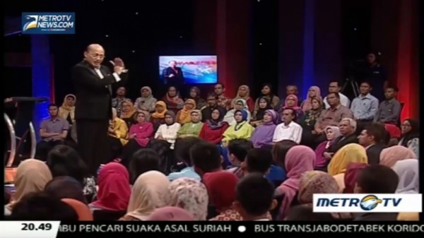 Mario Teguh Golden Ways: Melting, Cair Saja (7)