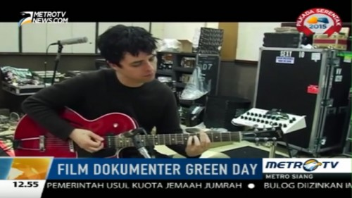 Green Day Rilis Trailer Film Dokumenter Terbaru