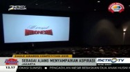 Pemutaran Premier Film 5 Finalis Eagle Awards 2015