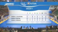Highlight Pocari Sweat Championship, Penyisihan Grup F