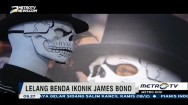 Lelang Benda Ikonik James Bond