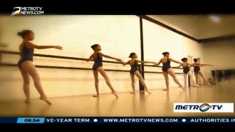 The First Ballet School in Indonesia That Uses The Vaganova Method from Russia