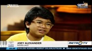 Special Interview Joey Alexander with Najwa Shihab (3)