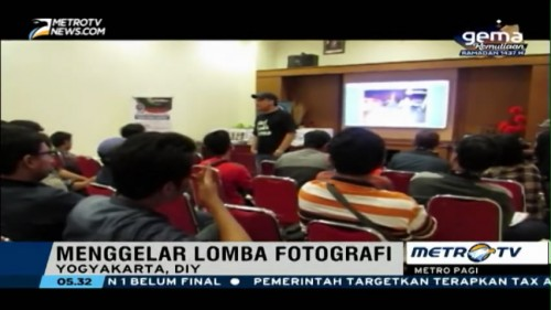 Media Indonesia Gelar Workshop Fotografi
