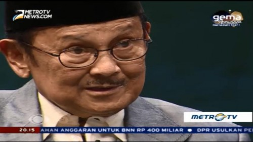 Highlights: Cinta Habibie