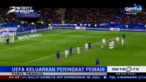 Preview Jerman Vs Perancis