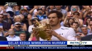 Andy Murray Juara Wimbledon 2016