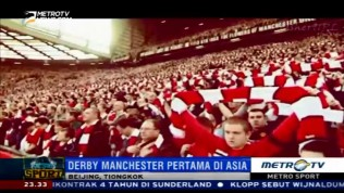 Jelang Derby Manchester di Asia