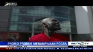 Video Promo Tuai Spekulasi Transfer Paul Pogba