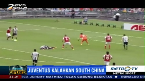 Juventus Kalahkan South China 2-1