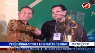 4 Peneliti Raih Ristekdikti-Kalbe Science Awards 2016