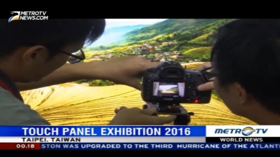 Touch Panel Exhibition 2016