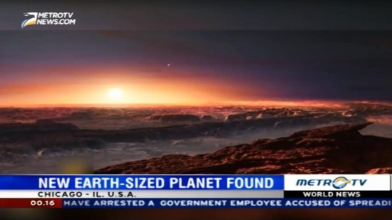 New Earth-Sized Planet Found