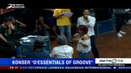 Mengintip Persiapan Konser D'Essentials of Groove