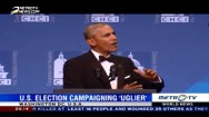 Obama: US Election Campaigning 'Uglier'