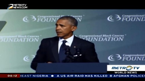 Obama: It Will be 'Personal Insult' if African Americans Don't Vote
