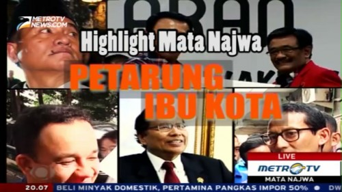 Highlight Mata Najwa: Petarung Ibu Kota