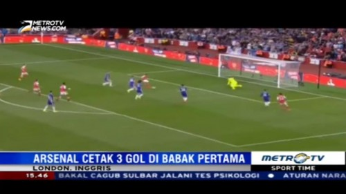 Highlights Sepak Bola, MotoGP dan Sportainment