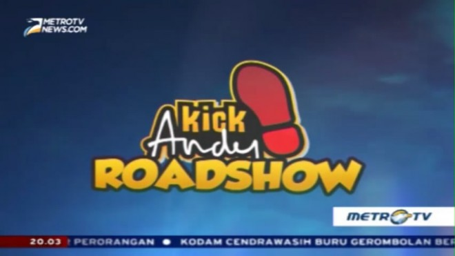 Highlight Kick Andy: Kita Muda Kita Peduli
