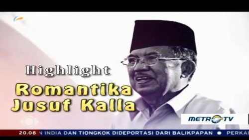 Highlight Mata Najwa: Romantika Jusuf Kalla