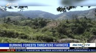 Burning Forests Threatens Farmers in Madagascar