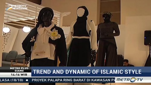 Pameran 'Trend and Dynamic of Islamic Style' Diluncurkan