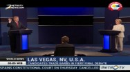 Candidates Trade Barbs In Fiery Final US Presidential Debate