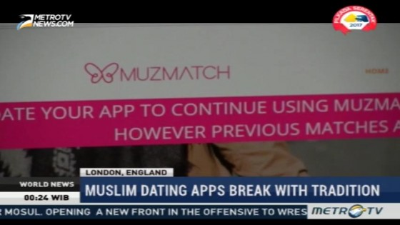 Muslim Dating Apps Break With Tradition