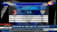 Review AC Milan Vs Juventus