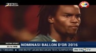 Renato Sanches Raih European Golden Boy Award 2016