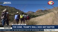 For Some, Trump's Wall Does Not Matter